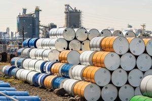 O preço do barril de petróleo hoje