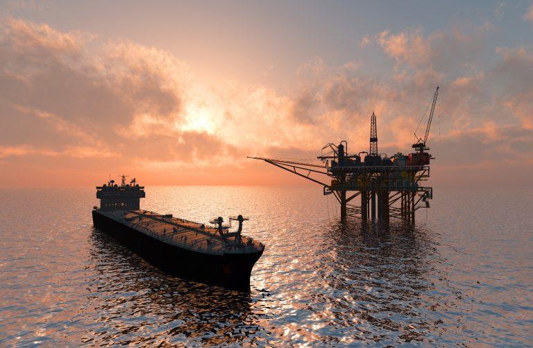 Produção petróleo offshore